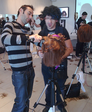 L'Oreal Hairdressing Conference